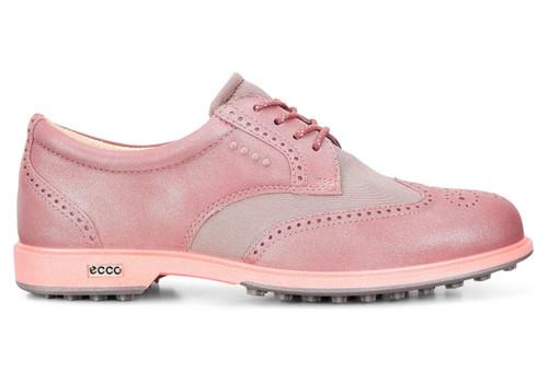 Ecco Womens Classic Hybrid Tex Golf Shoes Petal