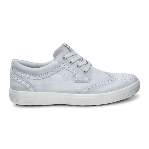Ecco Men's Casual Hybrid Golf Shoes Concrete