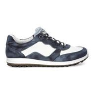 Ecco Womens Biom Hybrid 2 Lite Golf Shoes  Black Shadow White Size 42
