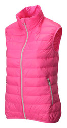 JRB Ladies Golf Gilet Bodywarmer Fuchsia