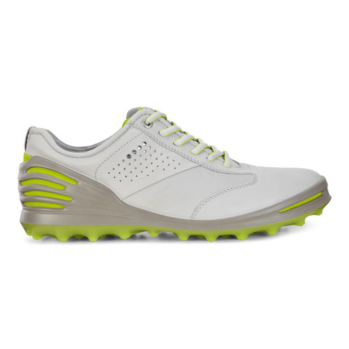 Ecco Mens Cage Pro Golf Shoes Concrete Extra Width Option