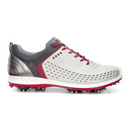 Ecco Mens Biom G2 Golf Shoes Concrete Brick