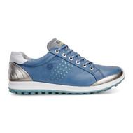Ecco Mens Golf Biom Hybrid 2 Denim Blue Aquatic