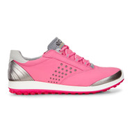 Ecco Womens Biom Hybrid 2 Golf Shoes Fandango Beetroot