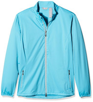 Callaway Womens 2 Layer Golf Jacket Blue Atoll Small