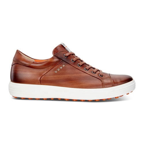 Ecco Men's Casual Hybrid Golf Shoes Whisky