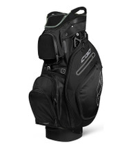 Sun Mountain C-130 Cart Golf Bag Black (18C130-B)