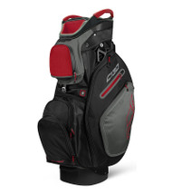 Sun Mountain C-130 Cart Golf Bag Black/Red (18C130-BGR)