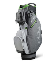 Sun Mountain SYNC Golf Bag Charcoal/Lime (18SYNC-BCW)