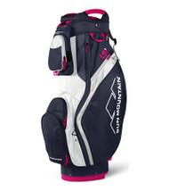 Sun Mountain LS1 Golf Bag Navy/White/Pink (18LS1-NWP)