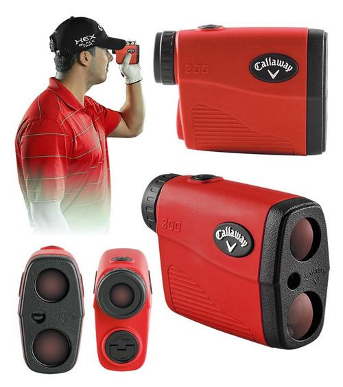 Callaway Laser 200 Range Finder Red (CALC70128)