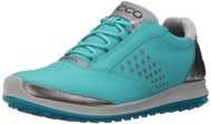 Ecco Womens Biom Hybrid 2 Golf Shoes Turquoise