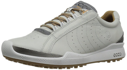 Ecco Womens Biom Hybrid Golf Shoes Concrete Mineral