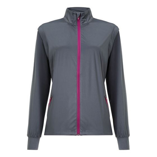 Callaway Women's Convertable Windjacket Grey Small