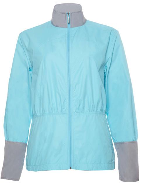 Callaway Womens Anke Windproof Golf Jacket Blue Small