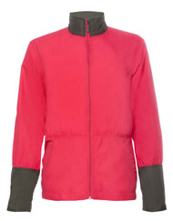 Callaway Womens Anke Windproof Golf Jacket Fuschia Small