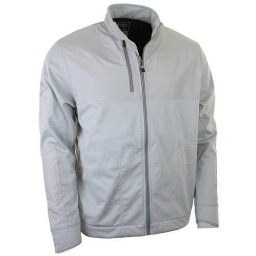 Callaway Mens Cirrus Golf Wind Jacket High Rise