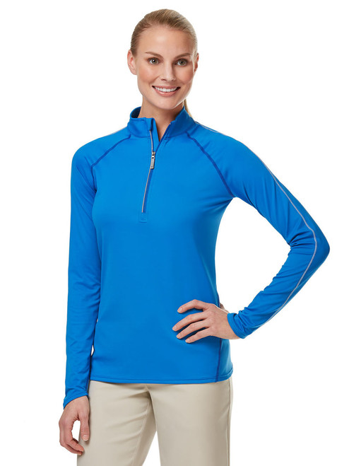 Callaway Women's Victory Golf Pullover Princess Blue