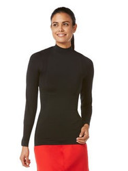 Callaway Golf Womens Compression Base Layer Caviar Medium