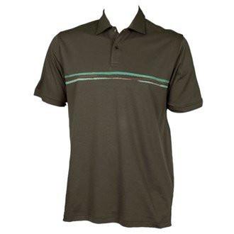 Ashworth Mens Golf Shirt Green Small