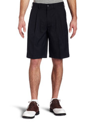 Callaway Mens Double Pleat Twill Shorts Mens Anthracite 32""