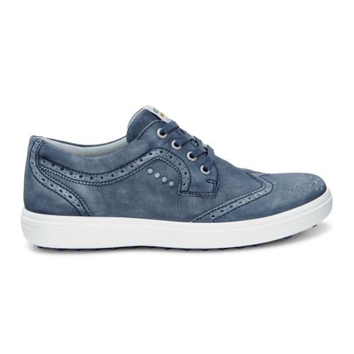 Ecco Men's Casual Hybrid Golf Shoes Navy
