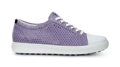 Ecco Womens Casual Hybrid Golf Shoes Light Purple