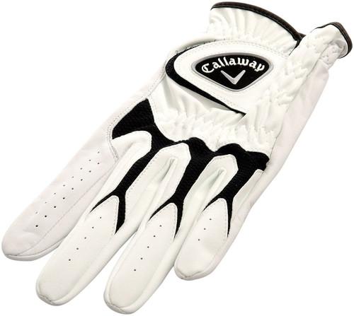 Callaway Men's Tech Series Tour Left Hand Large White