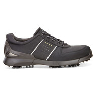 Ecco Mens Base One Golf Shoes Black Mimosa