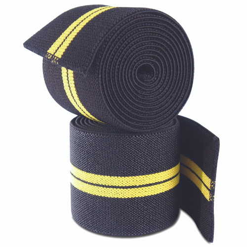 CAP Elastic Knee Wraps