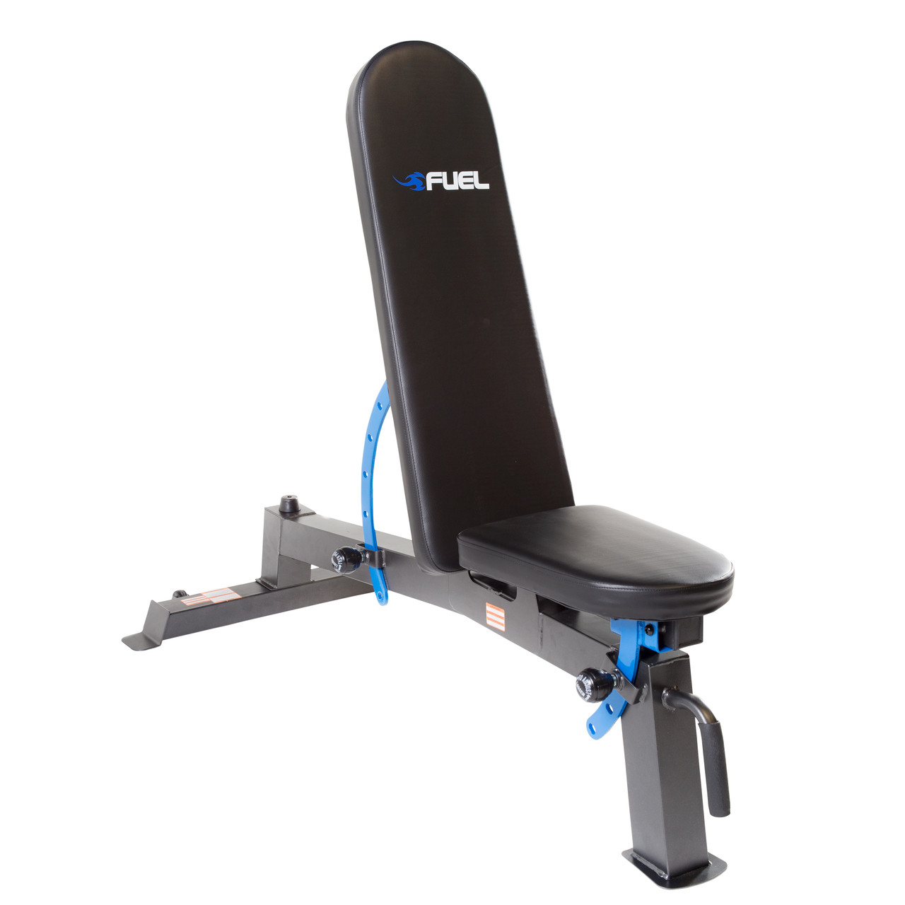 Cap Barbell Flat Incline Decline Weight Bench Fm 704: Fuel Pureformance Deluxe Utility Bench (FM-FL704DX