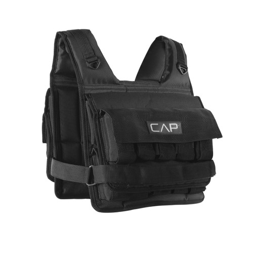 CAP Short Adjustable Weighted Vest