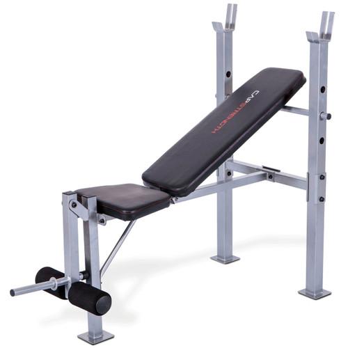 Cap Strength Standard Bench With Leg Developer Fm Cs7230