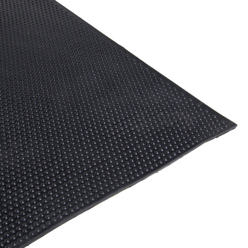 "Close-up of CAP 72"" x 48"" x 3/8"" Rubber Mat"
