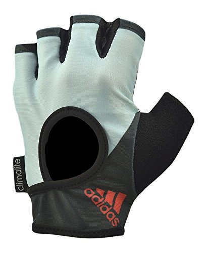 adidas Fitness Gloves, Frozen Blue