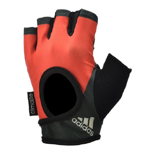 adidas Fitness Gloves FLASH Red Sunset