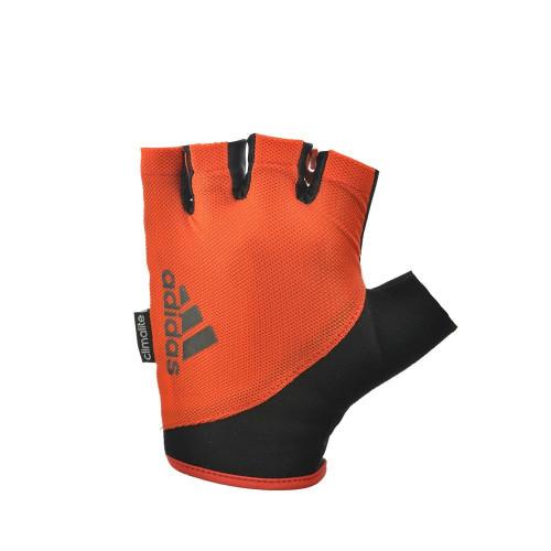 Orange adidas Essential Fingerless Gloves