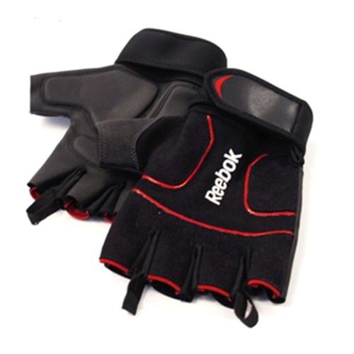 Reebok Lifting Gloves, Red