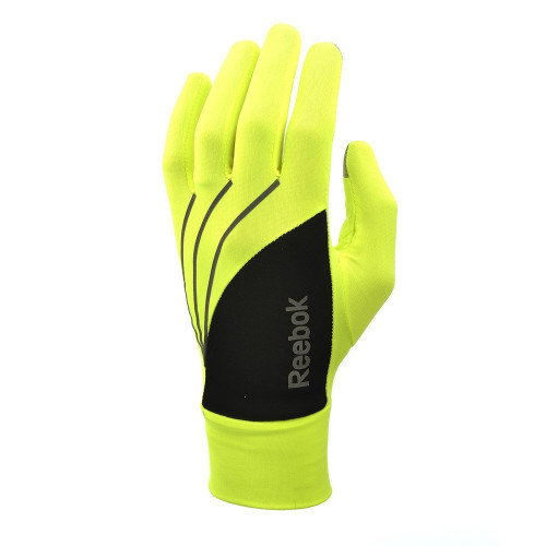 Reebok Running Gloves featuring design