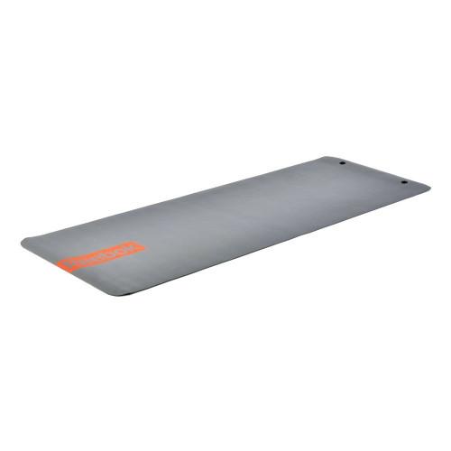 Reebok Yoga Mat, angled view