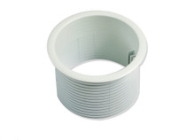 Port Replacement Collar (Sleeve)  WHITE Plastic