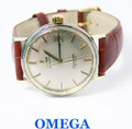 14k GF OMEGA SEAMASTER De VILLE Automatic Watch 1960s Cal.562* EXLNT* SERVICED