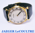 Vintage JAEGER LeCOULTRE Winding Mens Watch 1960s Cal.818/1CW * EXLNT* SERVICED