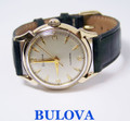 Vintage 10k GF BULOVA Mens Automatic Watch Cal 11ACAC c.1966* Good Cond* Tested