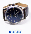 Vintage Mens ROLEX Oyster Automatic Watch c.1957 Ref 6565* EXLNT* SERVICED