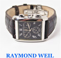 Mens REYMOND WEIL TOSCA CHRONOGRAPH Watch 4874 in Excellent Condition