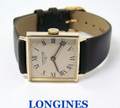 Vintage Solid 14k LONGINES Winding Watch 1960s R6042 Cal 487.4* EXLNT* SERVICED