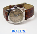 Vintage Mens ROLEX OYSTER SPEEDKING Ref 4220 Winding Watch Cal 710 c.1944 EXLNT