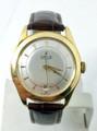 Vintage 18k GUBELIN  Automatic Watch 1950s * EXLNT* SERVICED* RARE