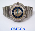 OMEGA DeVILLE DYNAMIC Mens Automatic Watch 1970s Cal.752* EXLNT* SERVICED